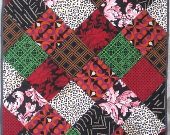 Textile 3 rug Patchwork