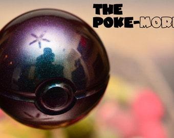Flossy Poke-Morph (purple) shift knob
