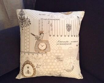 Bird Cushion cover