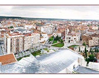 Overview of Valladolid, Spain, Spain
