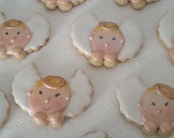 Baby angel cookies 12