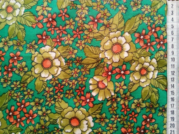 vintage fabric retro quilters patchwork fabric by the yard