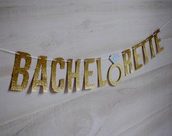 Bachelorette Banner   bachelorette party   bachelorette decor   bachelorette gift