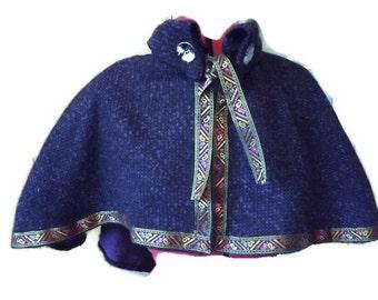 Capelette - LARP, Steampunk costume