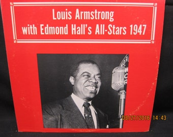 Louis Armstrong with Edmond Hall's All Stars 1947