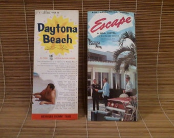 Vintage Brochures and Posters