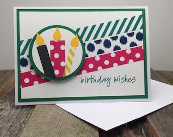 Birthday Card, Happy Birthday Card, Birthday Card for Boy, Birthday Card for Girl, Birthday Card for Her, Birthday Card for Him
