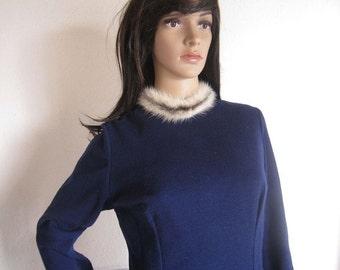 Vintage 50ties dress dress dress rockabilly pin up Hepcat unique