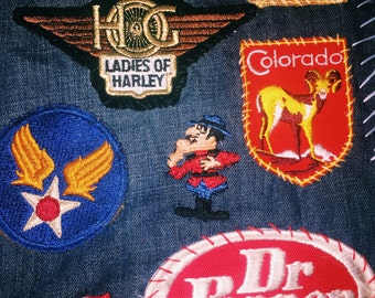 Vintage 1970's Dudley Do Good Patch