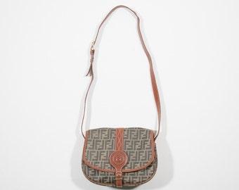 FENDI - Fabric shoulder bag