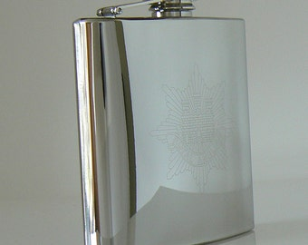 Royal Anglian stainless steel Hip Flask