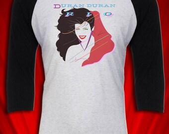 RIO 1982 Vintage Concert Tee Shirt Tour Jersey