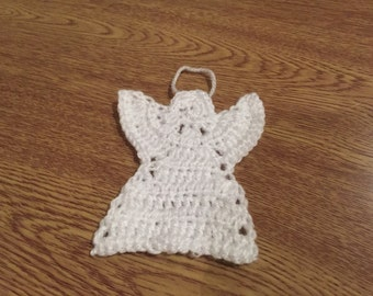 Lovely crochet angel -made to order
