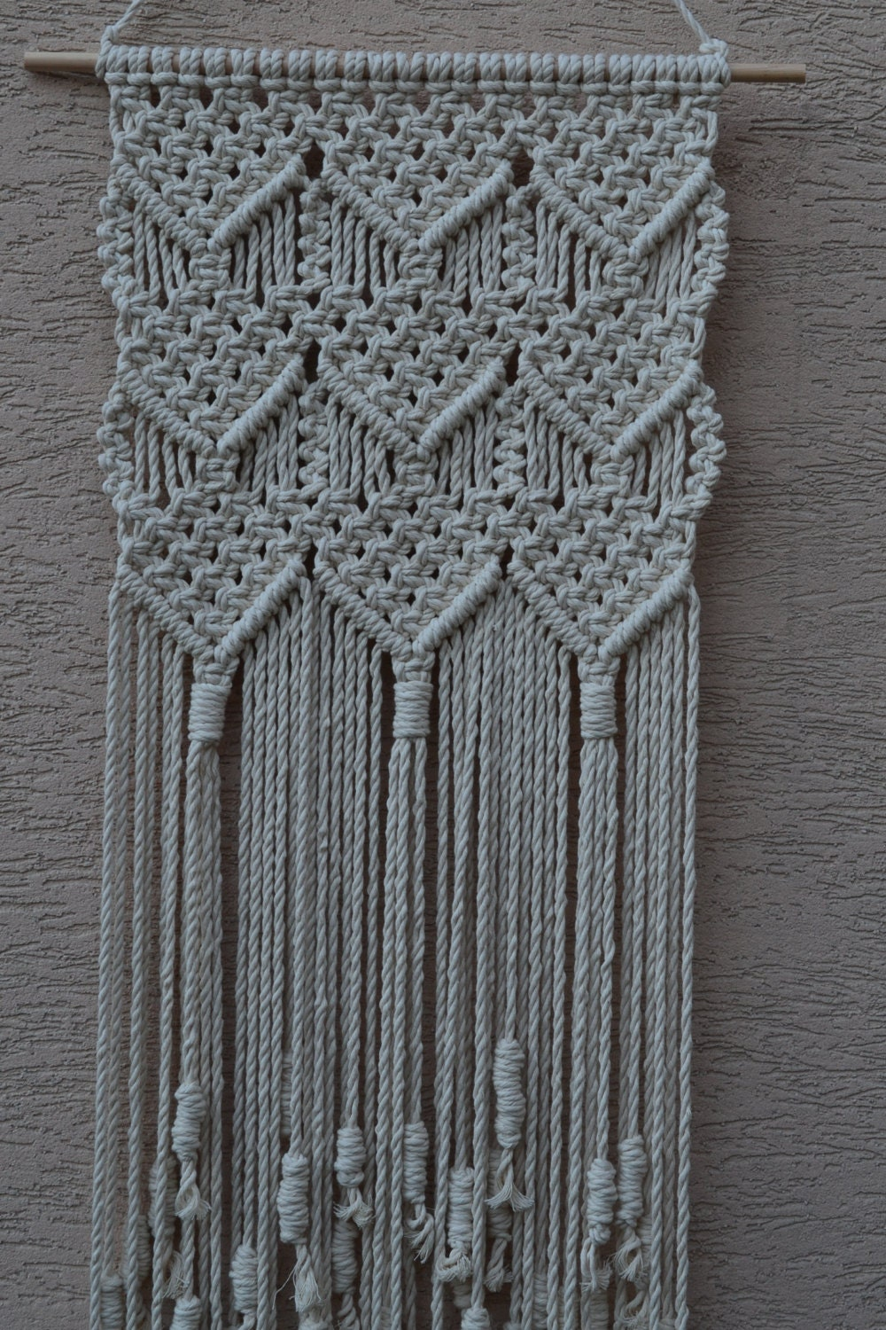 modern macrame patterns home decorative modern macrame wall hanging b01n5plnw0 2864