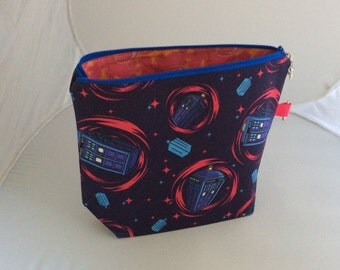 DR WHO project/tote bag (small)