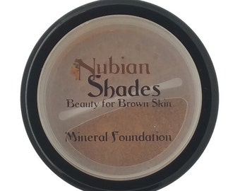 All Natural Mineral Foundation