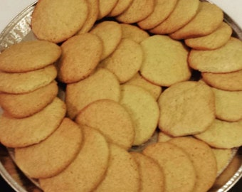 Teacakes (Old Fashioned Southern Cookie)