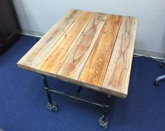 Utility Table on Casters