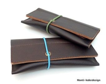 Tobacco pouch leather Dreher pouches tobacco pouch tobacco leather bag