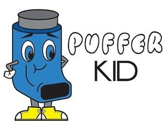 Puffer Kid Tee