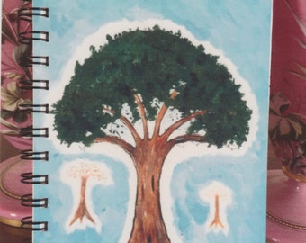 Tree of Life Lessons Inspirational Journal