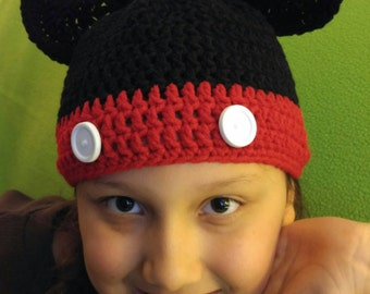 Mickey Mouse child's hat