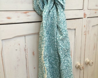 Willow Green Scarf