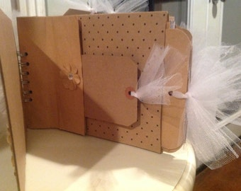 Brown paper bag book