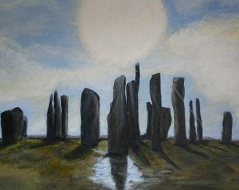 Callanish Series: Light of the Sun
