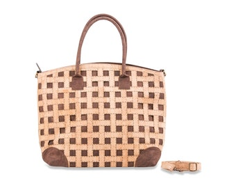 Lady Cork, tote shopper bag