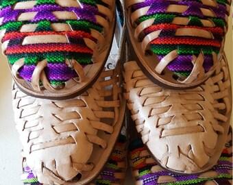 Huarache Sandal Size 39
