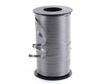 Charcoal curling ribbon    (18-S-151)