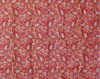 Batik Fabric, Cotton , 105 cm X 165 cm