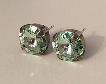 Gorgeous Swarovski Earrings Studs
