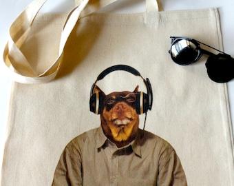 Tote Bag ,Cotton Bag , Eco Bag , Canvas Bag .