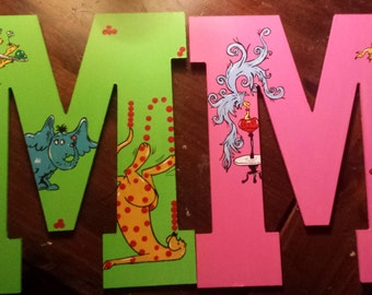 Personalized letters 13 inch