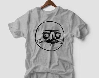 ME GUSTA ! - Rageguy - Rage Comic - funny weird internet meme comic T-shirt