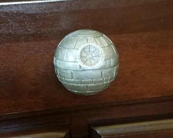 Deathstar Star Wars Knob for Dressers, Drawers & Closets, Cabinets