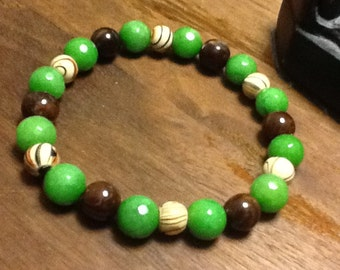 Bracelet for Men - Colors of Nature - Free Shipping