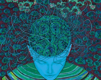 Unravelling brains poster