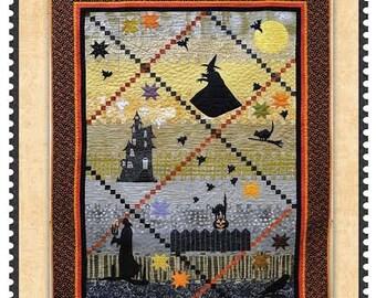 Bat Wing Soup  #1302 by ThimbleCreek Quilts