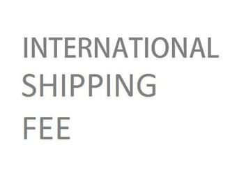 International 1st Class Shipping