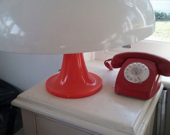 Nesso mushroom lamp by Giancarlo Mattioli