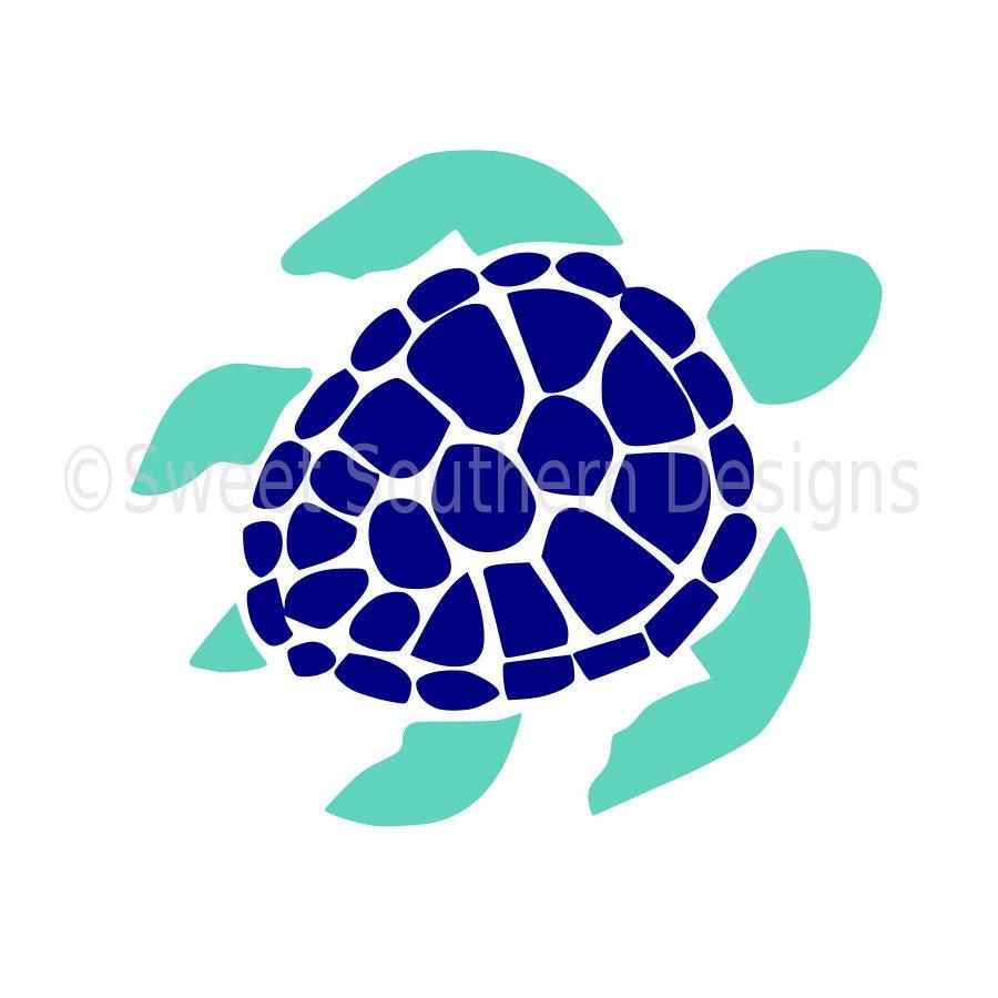 Sea Turtle Svg Instant Download Design For Cricut Or