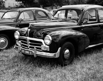 Want to travel... Peugeot 203...