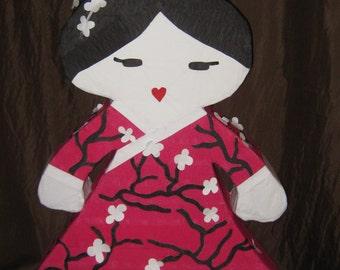 Asian Wedding Card Holder/Piñata