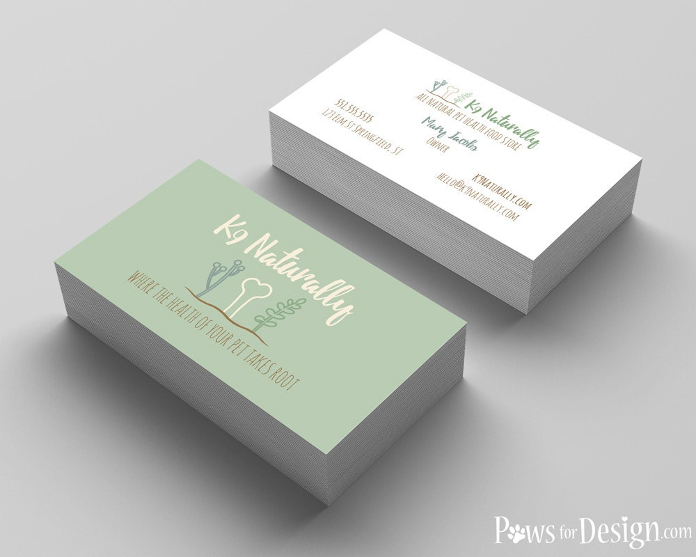 Dog walking business cards unlimitedgamers rustic dog business cards dog walkers dog hikers dog colourmoves