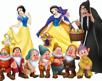snow white 40x png files