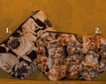 Animal design purse