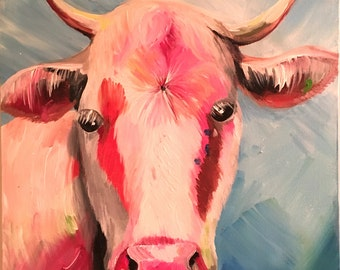 Painted Cow
